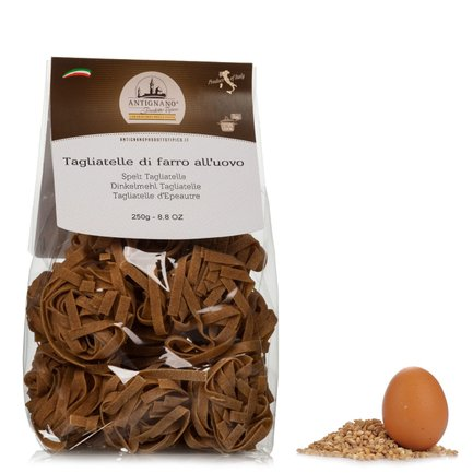 Eier-Tagliatelle aus Dinkelmehl 250 g