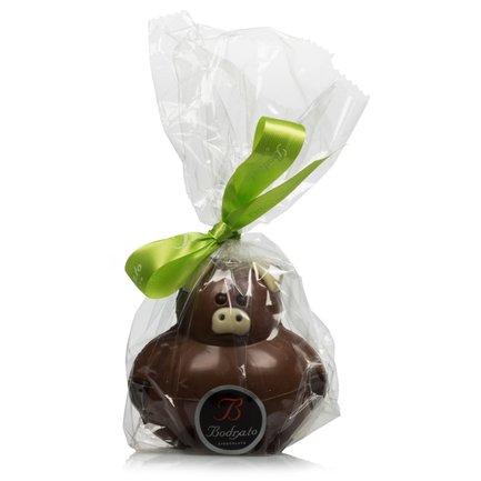 Pummelige Schweinchen aus Milchschokolade 130g