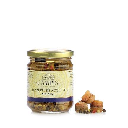 Sardellenfilets mit Kräutern 200 g