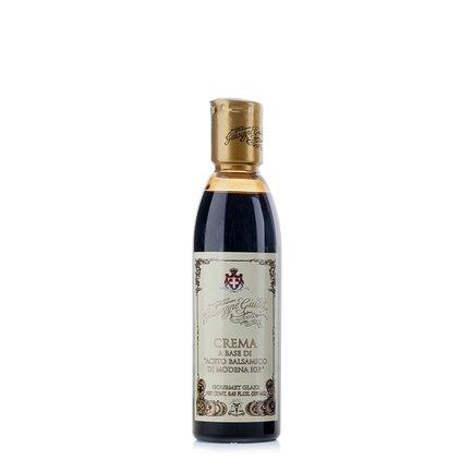 Crema mit Balsamessig aus Modena 0,25l