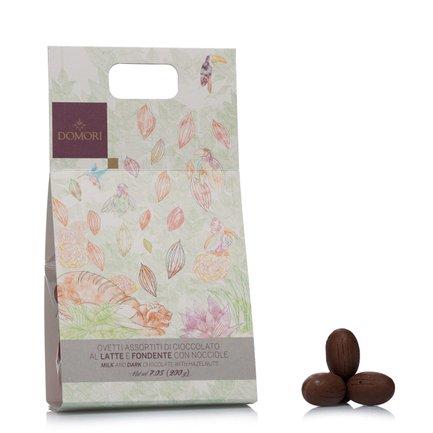 Schokoladeneier gemischt 200 g