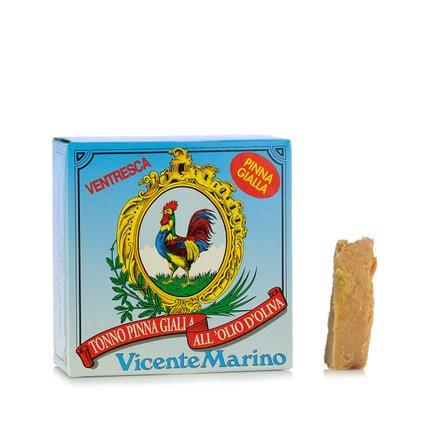 Ventresca, das Bauchfleisch vom Gelbflossen-Thun 280 g
