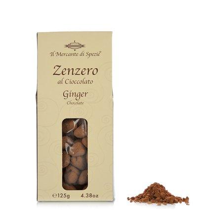 Ingwer-Trüffel 125 g
