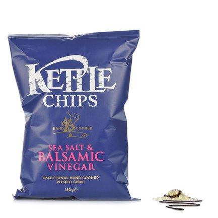 Meersalz& Balsamicoessig Chips 100g