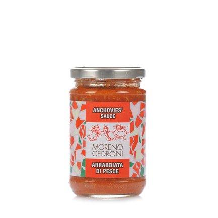 Feurige Tomatensauce mit Fisch 290 g
