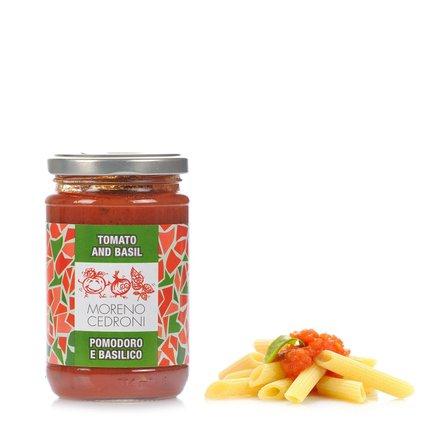 Tomatensauce mit Basilikum 290 g