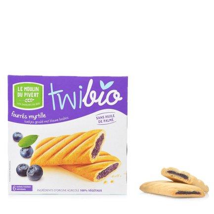 Twibio mit Heidelbeerfüllung 150 g