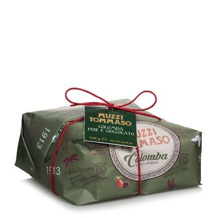 Ostertaube mit Birnen und Schokolade  750g