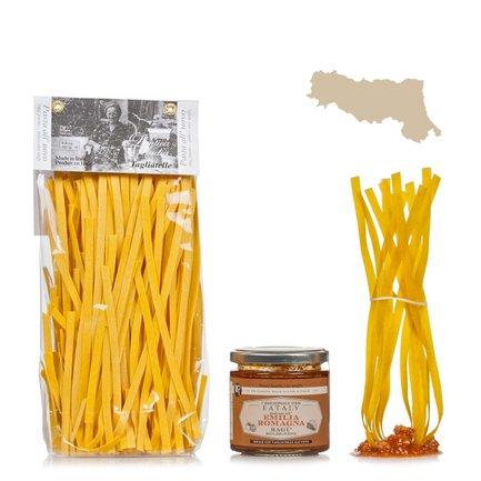 Das perfekte Pastagericht in der Emilia-Romagna