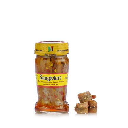 Sardellenfilets mit Chili 90 g