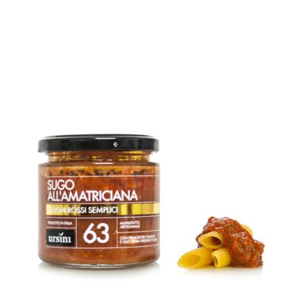 "Tomatensoße ""all'Amatriciana"" 200 g"