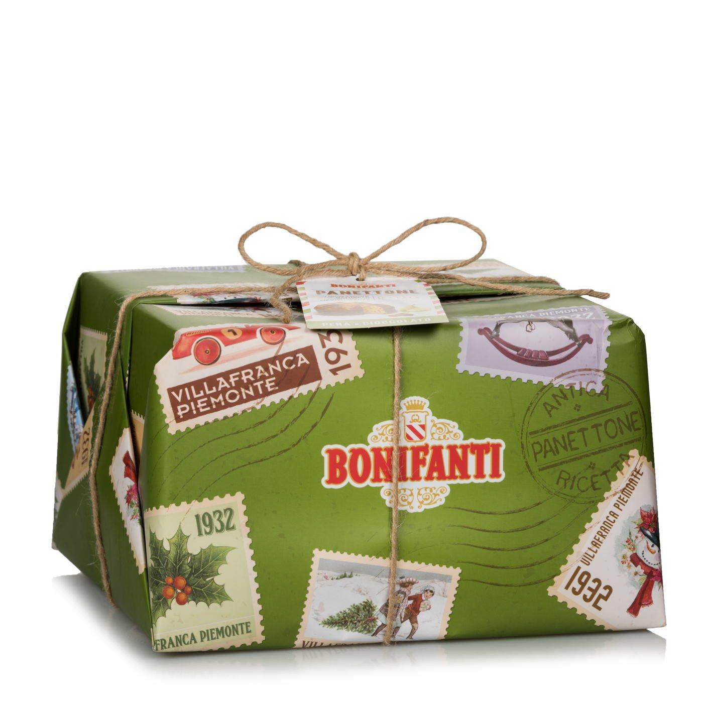 Panettone Birne Und Schokolade 1kg Bonifanti Eataly