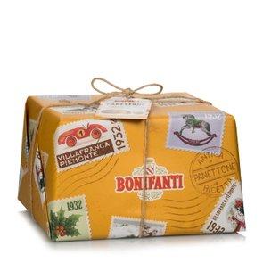Panettone mit Marron Glacé  1Kg