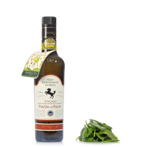 Extra natives Olivenöl Toscano IGP Piazza del Palio 0,5 l