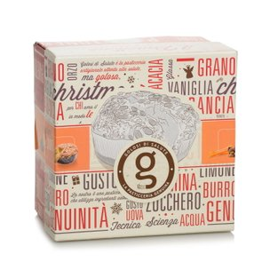 Panettone Classico gefüllt mit Rosinen und kandierten Früchten 750g