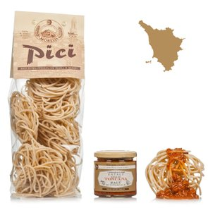 Das perfekte Pastagericht in der Toskana