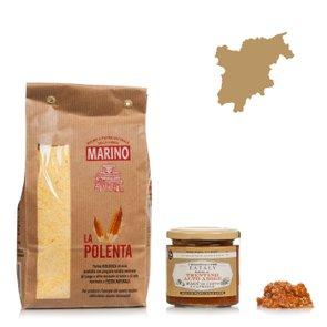 Das perfekte Pastagericht im Trentino-Südtirol