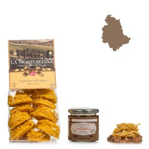 Das perfekte Pastagericht in Umbrien