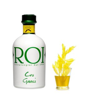 "Extra natives Olivenöl ""Cru Gaaci"" DOP Riviera Ligure 0,25 l"