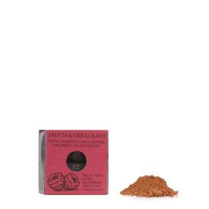 Lampone Ricoperto di Cioccolato Fondente 60g