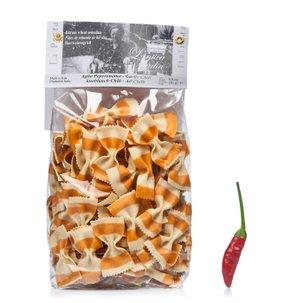 Farfalle Knoblauch und Peperoncino  250g