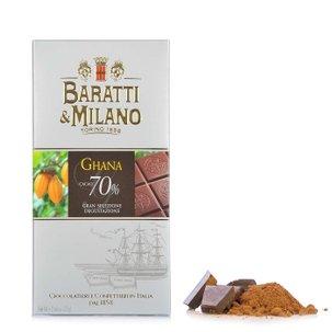 Zartbitterschokolade Ghana 70% 75 g