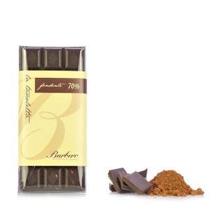 Tafel Bitterschokolade 70% 100 g