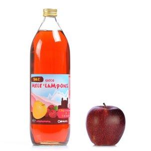 Apfel- und Himbeersaft 1 l