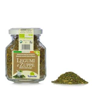 Bergkräuter Legumi e Zuppe (Hülsenfrüchte und Suppen)
