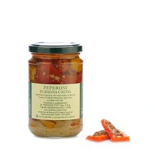 Paprika in Bagna Cauda 280 g
