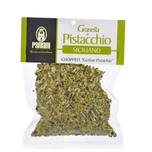 Sizilianische geröstete Pistazienstückchen 150 g