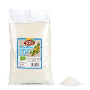 Weißer Bio-Rohrzucker 1 kg