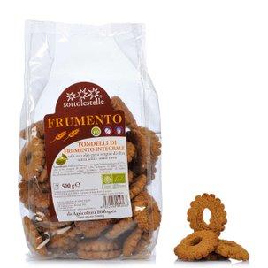 Tondelli aus Weizenvollkornmehl 500 g
