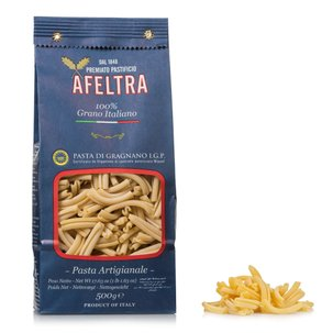 Casarecce 100% italienischer Weizen  0,5kg