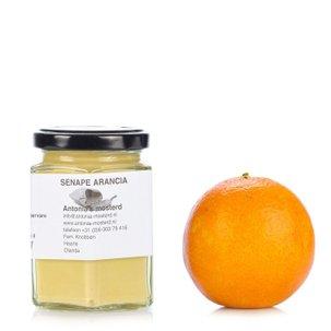 Orangensenf 200 g