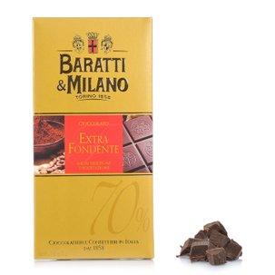 Extrabitterschokolade 70%  75g