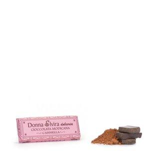 Cioccolato Modica Cannella 70g