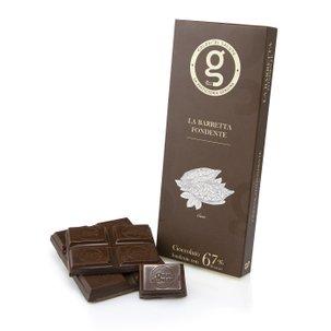 Tafel Bitterschokolade 75 g