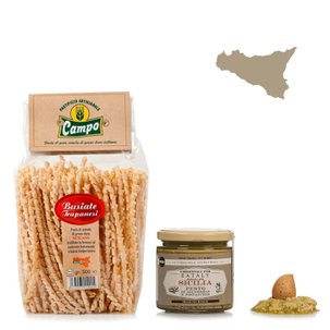 Das perfekte Pastagericht in Sizilien