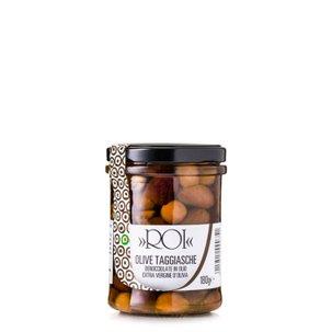 Entsteinte Taggiasca-Oliven in Öl  180g