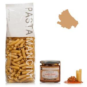 Das perfekte Pastagericht in den Abruzzen