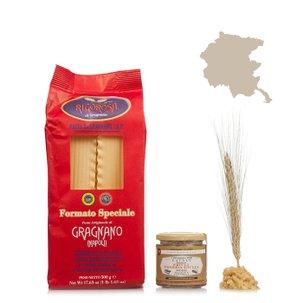 Das perfekte Pastagericht im Friaul - Julisch Venetien