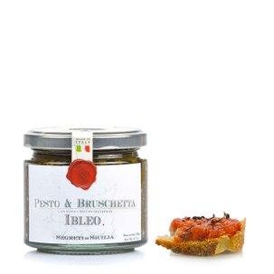 """Aufstrich """"Pesto & Bruschetta Ibleo""""  190g"""