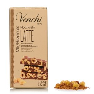 Haselnuss-Vollmilchschokolade 100 g