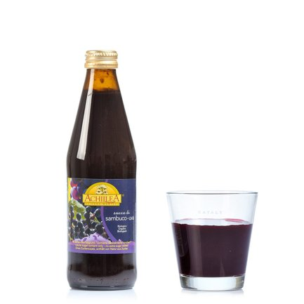 Elderberry and Grape Juice 330 ml