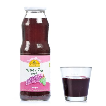 Succobene Black Grape Juice 0.75 l