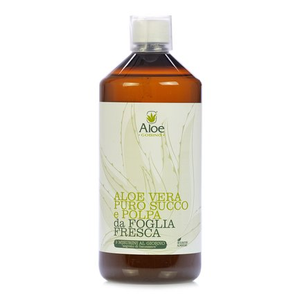 Aloe Vera Juice and Pulp  1l