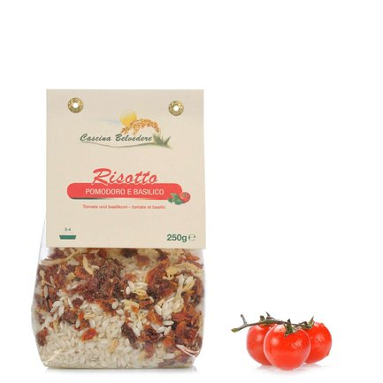 Tomato and Basil Risotto 250g
