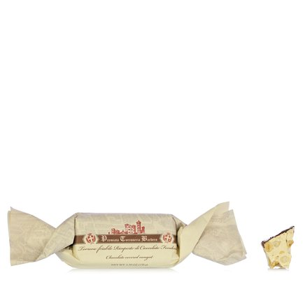 Crumbly Dark Chocolate Nougat  150gr