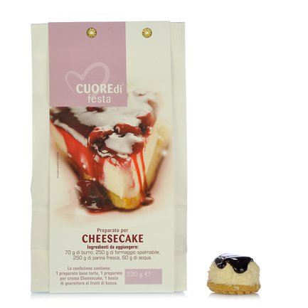 Cheesecake mix 230g